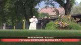 31/07/2008 - Le immagini del Papa in vacanza