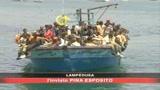01/08/2008 - Lampedusa, sbarchi continui