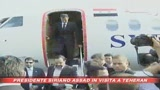 Assad in visita a Teheran