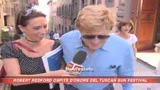 Robert Redford in Italia