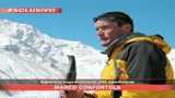 K2, Confortola al campo base  