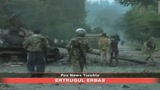 09/08/2008 - Raid aerei russi sulla Georgia