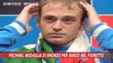 Strepitosa Pellegrini: oro e record