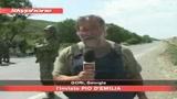 Georgia, Medvedev firma la pace