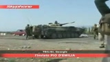 18/08/2008 - Georgia, l'esercito russo comincia il ritiro