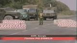 20/08/2008 - Carri armati russi lasciano l'Ossezia del Sud