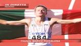 Alex Schwazer oro nella 50 km di marcia