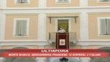 24/08/2008 - Benedetto XVI: La situazione internazionale è preoccupante