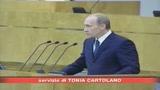 28/08/2008 - Georgia, Putin alla Cnn: Usa dietro l'attacco all'Ossezia