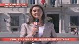 28/08/2008 - Il governo dà una mano ad Alitalia e rispunta Air France
