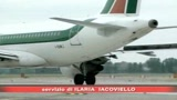 Alitalia, domani l'incontro Sacconi-sindacati