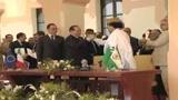 31/08/2008 - Storico accordo Italia-Libia, 5 mld di dollari a Gheddafi