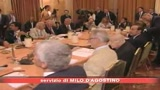 Giustizia, Alfano: Confidiamo nel dialogo con Veltroni