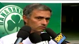 Mourinho risponde a Lo Monaco