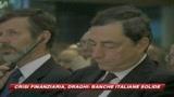17/09/2008 - Crisi finanziaria, Draghi: Situazione senza precedenti