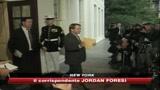 26/09/2008 - Obama e McCain da Bush per il vertice anticrisi