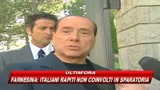 28/09/2008 - Berlusconi chiude al Pd: Ridicolo un dialogo con gente così