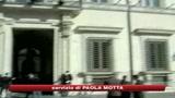 29/09/2008 - Alitalia, ultimo roud a Palazzo Chigi