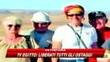 Liberati i turisti rapiti in Egitto 