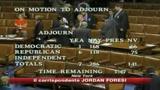 Usa, la Camera boccia il piano Bush