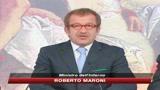 30/09/2008 - Maroni: Lo Stato vincerà la guerra contro la Camorra