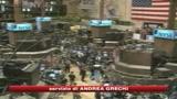 A Piazza Affari titoli bancari nel caos
