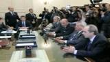 Crisi finanziaria, Berlusconi: Difenderemo le nostre banche