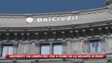 Unicredit, via libera del Cda a piano di rilancio
