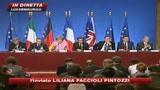 Crisi mutui, Sarkozy. Paesi Ue prenderanno misure necesarie