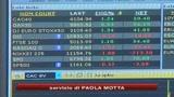Panico sulle Borse europee: bruciati 40 miliardi
