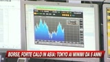 Borse, ancora attesa e paura dopo il tracollo di ieri