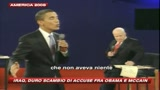 08/10/2008 - McCain e Obama: colpi proibiti sulla politica estera
