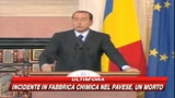 Crisi economica, Berlusconi: Tenete le azioni