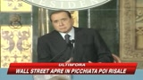 Crisi, Berlusconi: Tra ipotesi sospensione mercati