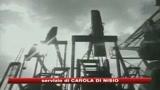Il petrolio sotto gli 80 dollari al barile