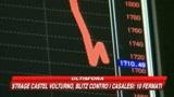 Borse europee a picco: in fumo quasi 400 miliardi