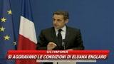 Sarkozy e Merkel: Lavoriamo insieme per uscire dalla crisi