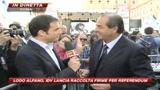 11/10/2008 - Lodo Alfano, Di Pietro: Azione irresponsabile del governo