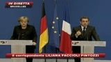 Sarkozy e Merkel: Soluzione comune per uscire dalla crisi
