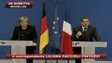 Sarkozy e Merkel: Soluzione comune per uscire dalla crisi