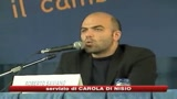 Saviano nel mirino dei killer, Agguato entro Natale