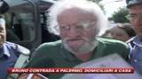 Contrada torna a Palermo, domiciliari a casa