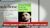 Saviano via dall'Italia per riscrivere una nuova vita