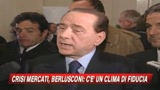 Crisi, Berlusconi ottimista sul piano Ue: Clima di fiducia