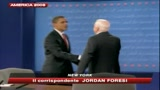 16/10/2008 - America 2008, l'ultima sfida in tv tra Obama e McCain