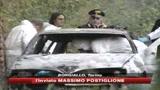 Torino, trovato cadavere carbonizzato in auto
