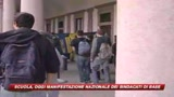 Scuola, oggi manifestazione nazionale dei sindacati di base