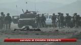 18/10/2008 - Afghanistan, attacco contro italiani: 7 soldati feriti lievi