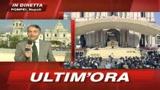 19/10/2008 - Pompei, in migliaia alla visita del Papa