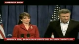 Sarah Palin ospite del Saturday Night Live